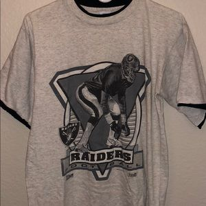 Other - ❌SOLD❌ VINTAGE RETRO RAIDERS 90's EARLY 00's LARGE